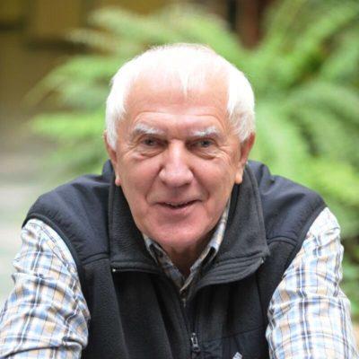 Prof. Jacek Łuczak, założyciel i ordynator Hospicjum Palium w Poznaniu
