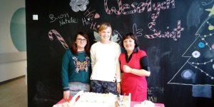 Trzecie urodziny motylego wolontariatu